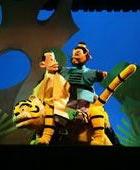 漳州木偶剧团《两个猎人》