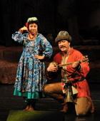 中央歌剧院歌剧《热瓦普恋歌》
