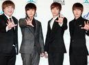 SJ东方神起2PM派对中