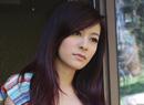 江若琳展现甜美气质