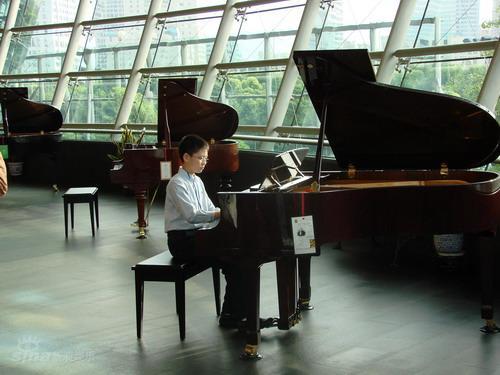 资料图片:施坦威青少钢琴比赛-华东华中赛区(7)