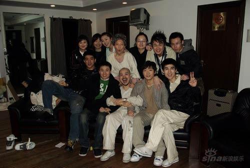 上海粉丝组团赴京《我不是李白》百场盛会(图)