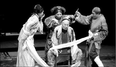 《天朝1900》大剧院首演观众反应褒贬不一(图)