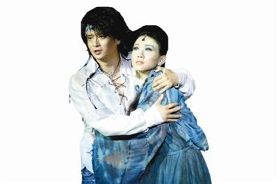 音乐剧《蝶》韩国拿奖每场演出均谢幕五次以上