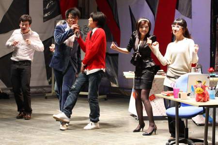 人艺小剧场暂别观众《办公室2》成快乐休止符
