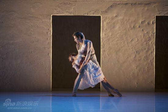 资料图片:苏格兰芭蕾舞团《卡门》剧照(6)