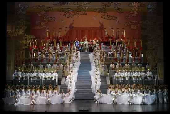 大剧院版《图兰朵》再亮相中外实力阵容精雕琢