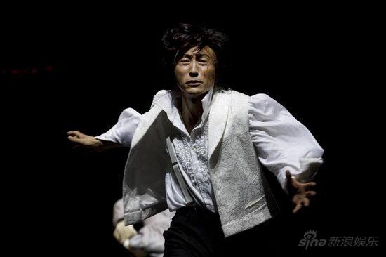 大剧院首部原创话剧《简-爱》首演博得满堂彩