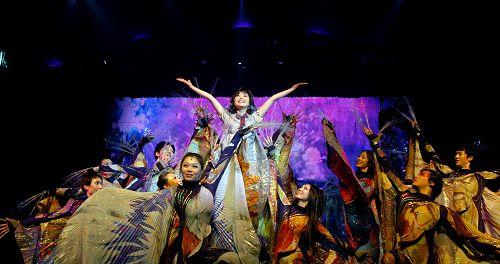 音乐剧《蝶》光荣绽放第十一届亚洲艺术节(图)