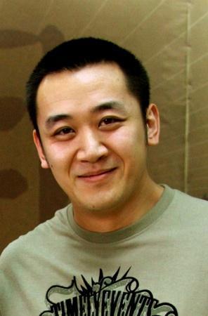 资料图片:国家话剧院男演员--马昂
