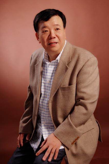 资料图片:国家话剧院男演员--马书良