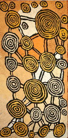 资料:澳大利亚文化年--帕潘亚绘画