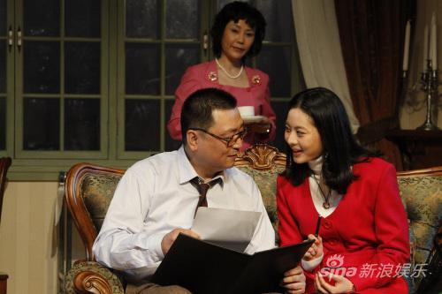 发觉丈夫与秘书关系暧昧