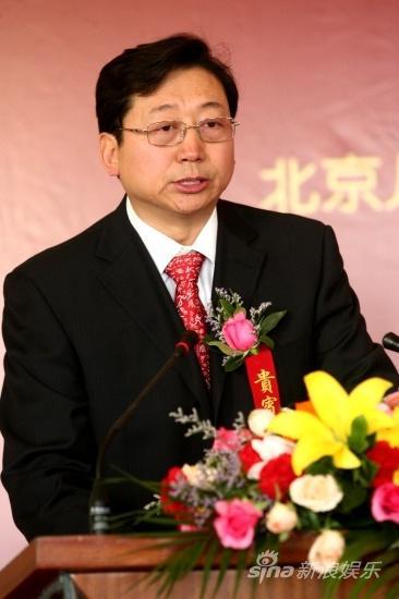 北京儿艺向全国进军首个据点扎营吉林(组图)