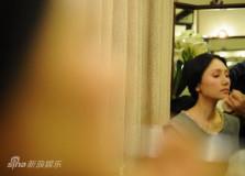 """组图:《简爱》首次被""""输出""""袁泉产后回归"""