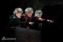 中法合作雨果《笑面人》北京首演(图)
