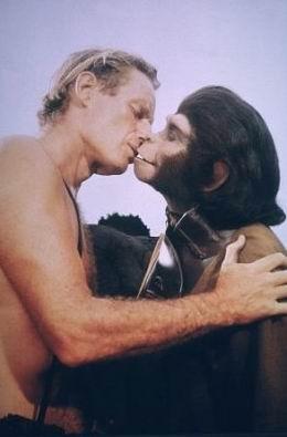 资料:查尔顿-赫斯顿作品--1968年《人猿世界》