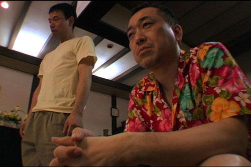 上影节亚洲新人奖参赛影片--《警官与小偷》