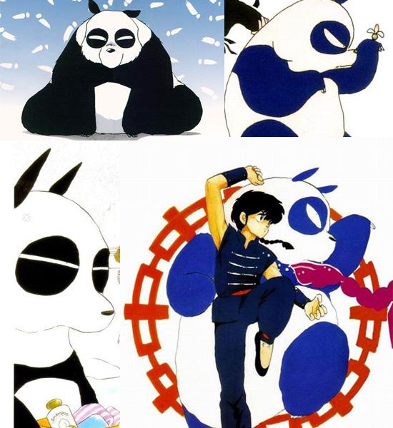 独家策划:《功夫熊猫》人物模仿秀