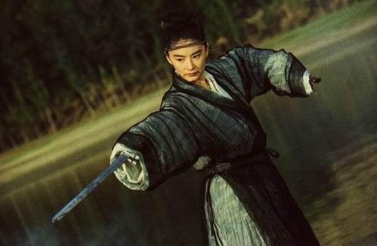 《东邪西毒终极版》角色解析:慕容燕/慕容嫣