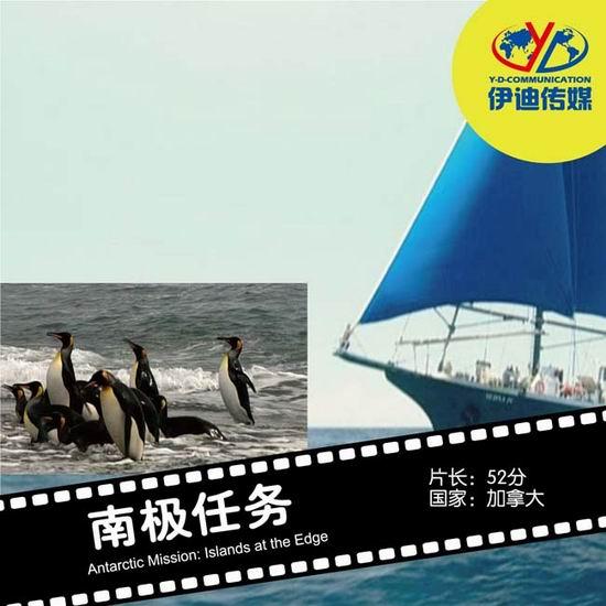 动物与自然电影周:《南极任务:边缘的小岛》