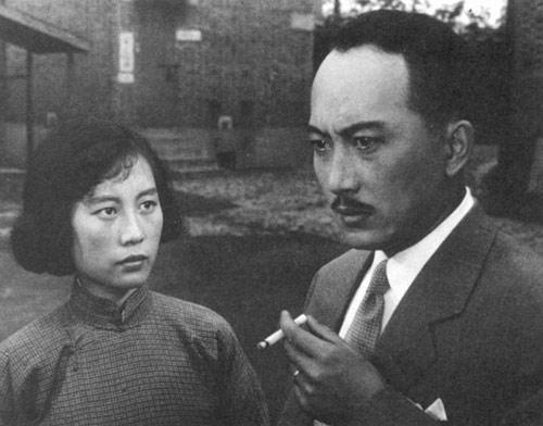 资料:电影表演艺术家顾也鲁作品--《不夜城》