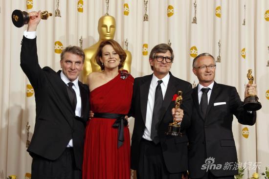 详讯:《阿凡达》获最佳艺术指导赞卡梅隆有远见