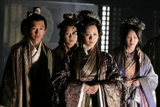 《鸿门宴》即将开席南宫三姐妹成剧情拐点