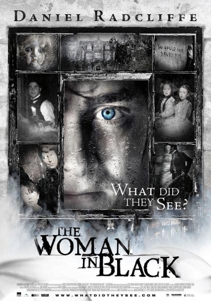 《黑衣女人》海报