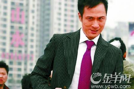 吴镇宇:当一个大好人挺闷的热爱神经质表演