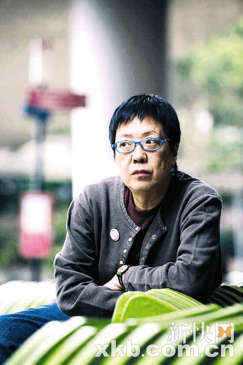 许鞍华为香港电影出招新生代看好阿Sa方力申