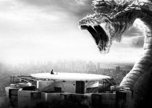 导演承认《龙之战》缺陷称中国电影有优势(图)
