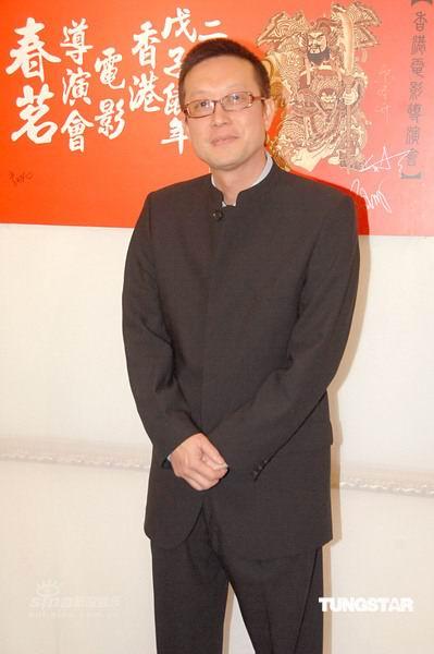 刘伟强拍赈灾电影香港演艺圈将举办音乐会(图)