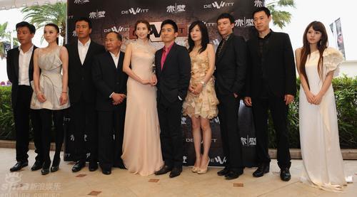 《赤壁》首映礼耗资千万7月3日成都举行(图)
