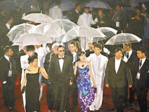焦雄屏评上海电影节:一定要有自己的定位(图)