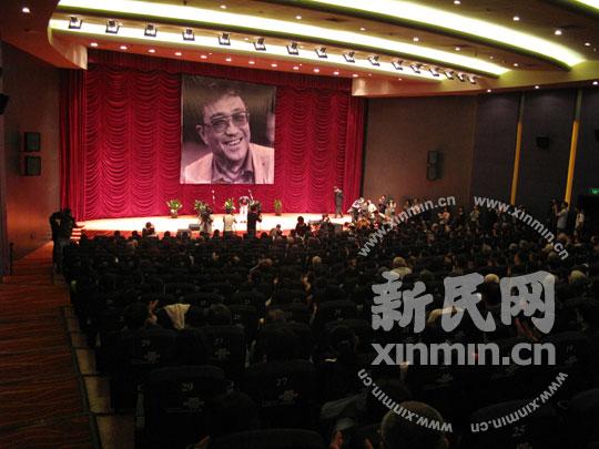谢晋电影作品回顾展今日开幕将持续八天(图)