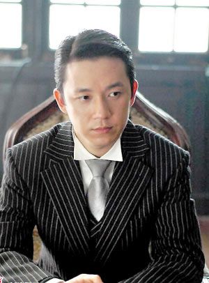 """潘粤明谈《梅兰芳》:我的角色""""坏到位""""(图)"""