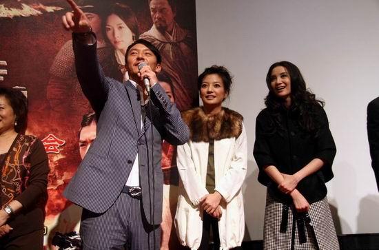 """小宋佳广州话《赤壁》被导演评""""最富有感性"""""""