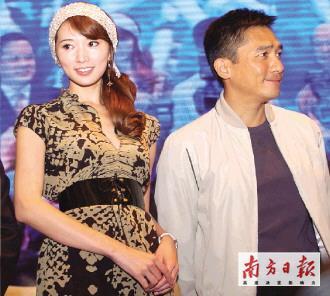 吴宇森广州宣传《赤壁》承认台词很雷人(图)