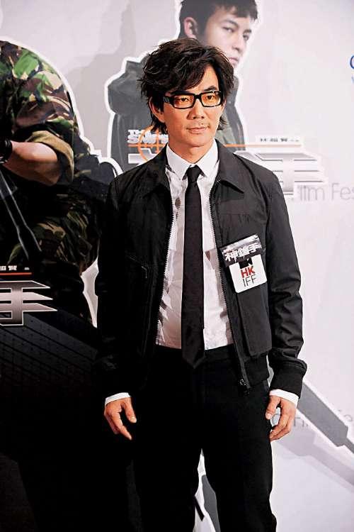 《神枪手》香港首映缺陈冠希任贤齐称其需冷静