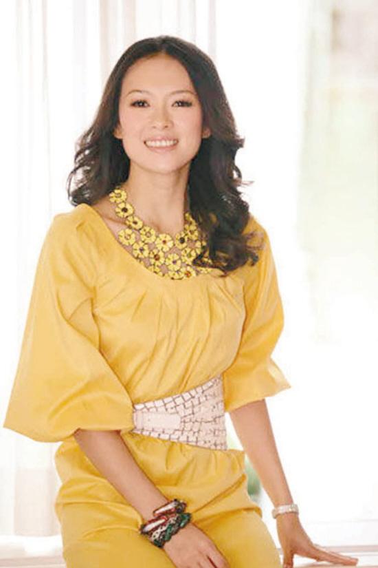 章子怡:当演员很幸福韩国宣传《梅兰芳》