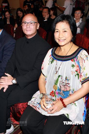 Gordon Liu, Cheng Pei Pei