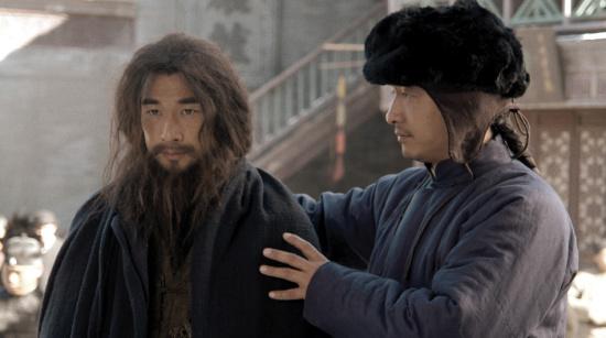 郭晓冬《苏乞儿》演武林高手与赵文卓兄弟情深