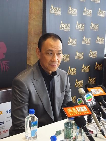 王学圻入围亚洲电影节男主角港媒热捧呼声高