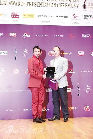 第29届香港电影金像奖《十月围城》获全胜