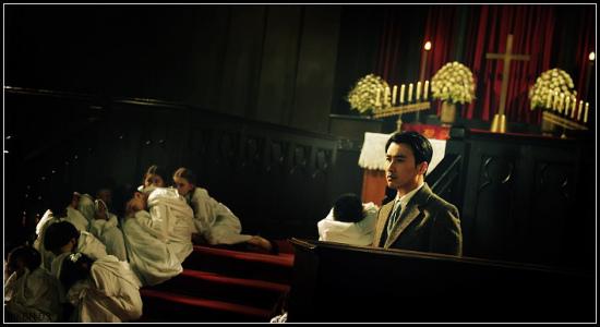 柳云龙《东风雨》蜕变五年影视谍战路回顾