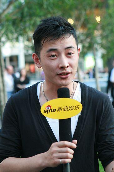 戛纳独家对话罗晋:演同性恋的戏我非常有障碍