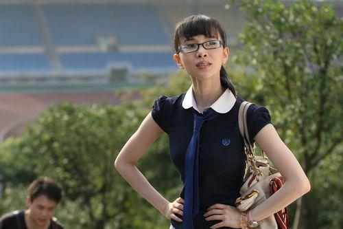 葛思然《迷城》中演校花上海独获两项提名奖