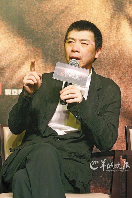 """冯小刚炮轰影院太""""险恶""""植入广告是不得已"""