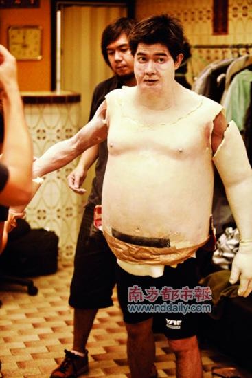 《全城戒备》将登陆郭富城不顾形象演飞刀小丑